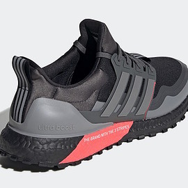 adidas - Ultra Boost All Terrain - Black/Shock Red