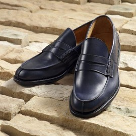 Tricker's - Loafer  M3227  NAVY