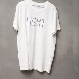 ARTS&SCIENCE - Printed T-shirt LIGHT by Noritake