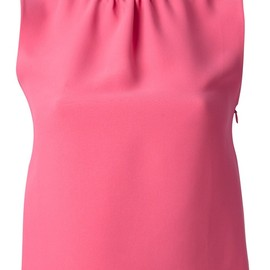 VALENTINO - sleeveless blouse