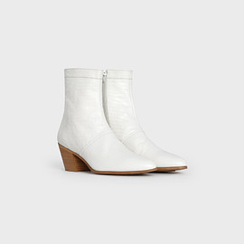CELINE - Cubaine Ankle Boot in Lizard Stamped Calfskin