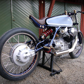 Moto Guzzi - Boardtracker
