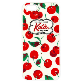 Katie - CLASSIC CHERRY for iPhone 5/5S