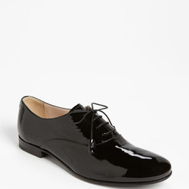 PRADA - Lace-Up Oxford