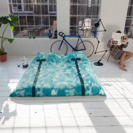 POOL BED COVER
