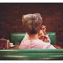 William Eggleston - MEMPHIS (BEEHIVE HAIRDO) ポストカード