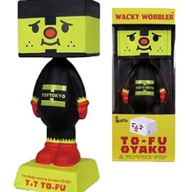ファンコ - Wacky Wobbler - TO-FU Oyako: Devil Robots T+T Version