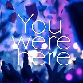 BUMP OF CHICKEN - You were here