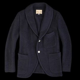 Haversack - Shawl_Collar_Smoking_Jacket_0