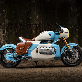 Galaxy Custom - BMW K 1200 RS Mille Miglia X