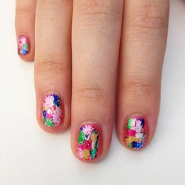 nail - Colourfoil nails