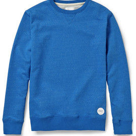 Saturdays Surf NYC - Saturdays Surf NYC Bowery Loopback-Jersey Sweatshirt