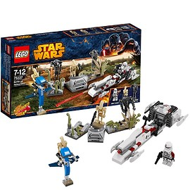 LEGO - 75037 Battle on Saleucami