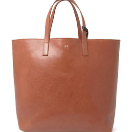Jil Sander  - Reversible Leather Tote Bag