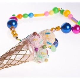 Alter Ego Jewerly - ICE CREAM OVERLOAD NECKLACE