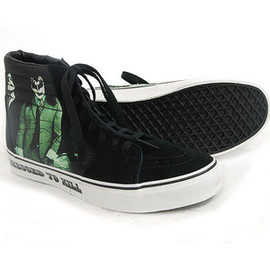 "VANS - Kiss ""DRESSED TO KILL"""