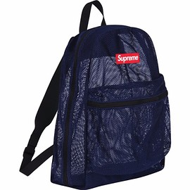 Supreme - 16ss mesh backpack