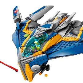 LEGO - 76021 The Milano Spaceship Rescue