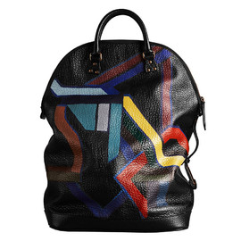 Burberry - The St Ives in Hand-painted Leather