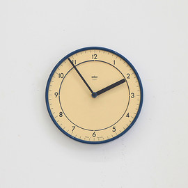 BRAUN - Wall Clock 4780