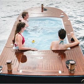 HotTug - HOT TUB BOATS