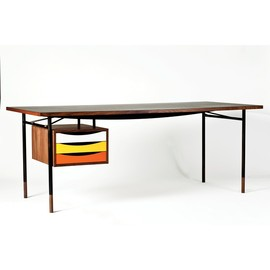 Table and Tray Unit by Finn Juhl