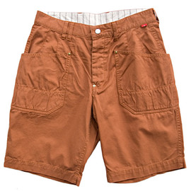Anachronorm - COLORED Work Wide Shorts