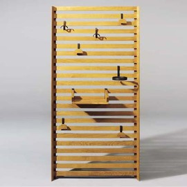 Le Corbusier - Wall storage unit