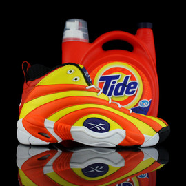 "Reebok - Reebok Shaqnosis ""Tide"" by Revive Customs"