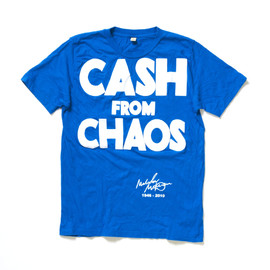 "Humanade - ""CASH FROM CHAOS"" T-Shirt"