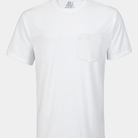 Fruit of the Loom - Best™ Collection Men's Pocket Tee (White)