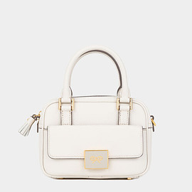 ANYA HINDMARCH - Carker IV Cross-Body Mini Chalk