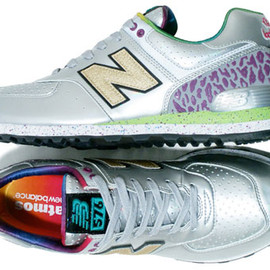 "New Balance - M576 ""SILVER HOLOGRAM"" atmos Exclusive"