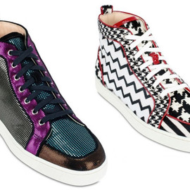 Christian Louboutin - Rantus Orlato High Top Sneaker Fall/Winter 2010