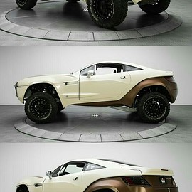 Local Motors - Rally Fighter