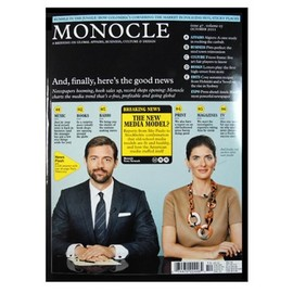 MONOCLE - Volume 5 Issue 47