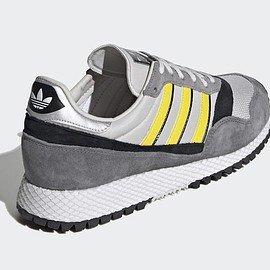 adidas - Ashurst SPZL - Grey One/Yellow/Core Black