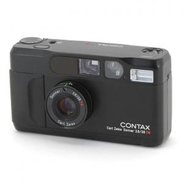 CONTAX - T2 (ブラックペイント)