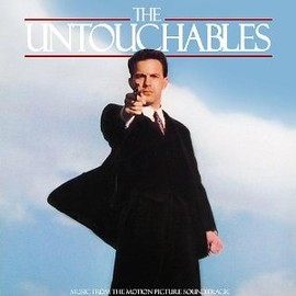 Ennio Morricone - The Untouchables: Music From The Motion Picture Soundtrack