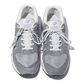 KITH x nonnative x New Balance 997 HYBRID made in U.S.A.
