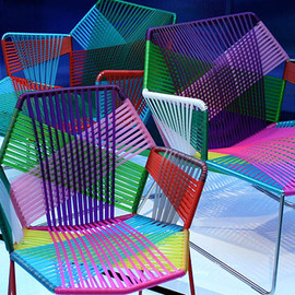 Patricia Urquiola - Tropicalia Seating Collection, Mororso