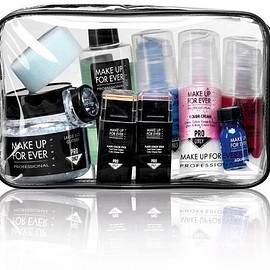MAKE UP FOR EVER - CRYSTAL STUDIO POUCH LARGE SIZE
