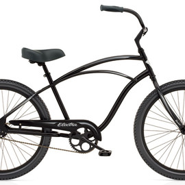 "ELECTRA - Cruiser 1 24"" _satin black"