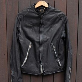 sisii - Single Leather Riders(Black)