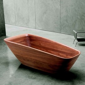 Plavidesign - Teak bathtub