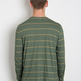 Band of Outsiders - CLIMBING ROPE JERSEY