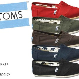 TOMS - ■TOMS■SHOES■CANVAS■CLASSIC■MEN'S■靴■キャンバス■