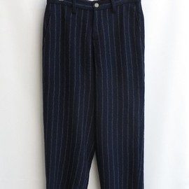 DIGAWEL - WOOL STRIPE PANTS