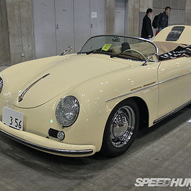PORSCHE - EV 356 ELECTRIC SPEEDSTER
