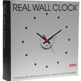 Zelco - Real Wall Clock